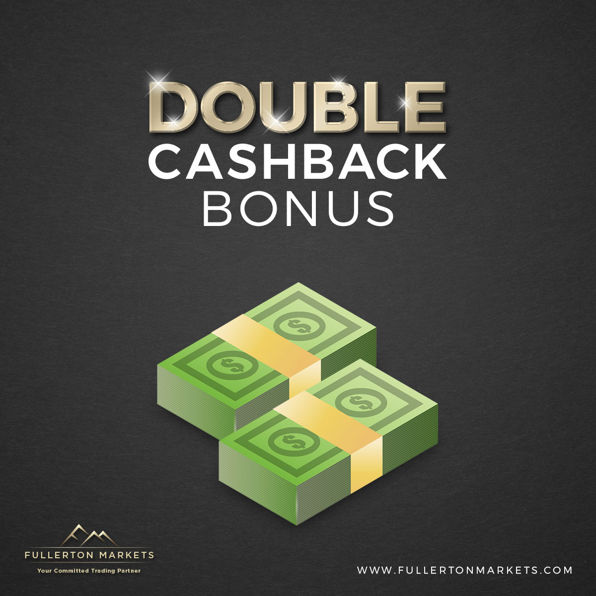 Cash back forex