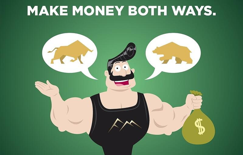 Make Money in Both Ways