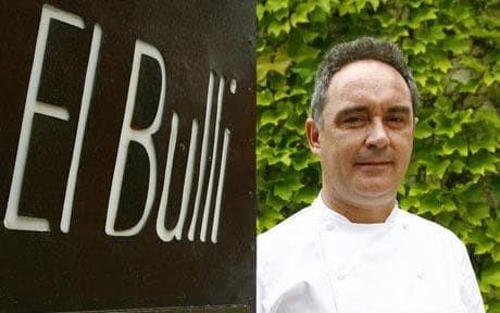 Ferran Adria, The Head Chef El Bulli