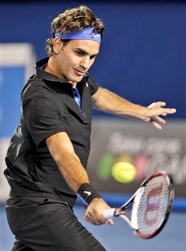 Roger Federer, World Top Tennis Player