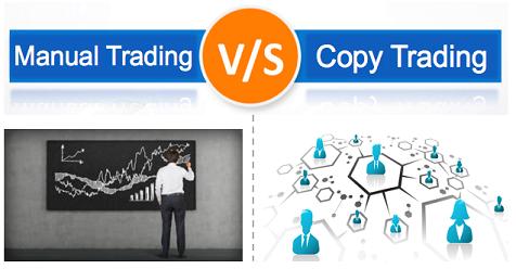 เทรดด้วยตนเอง และ Copy Trading อย่างไหนเทรดได้กำไร