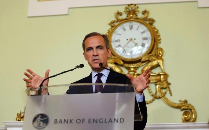 BOE'S slashes rate to historical low