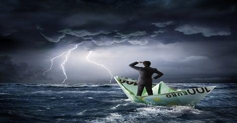 สภาวะความเสี่ยงยังคงน้อยอยู่หลังจากตัวเลขเศรษฐกิจโลกสร้างความผิดหวัง