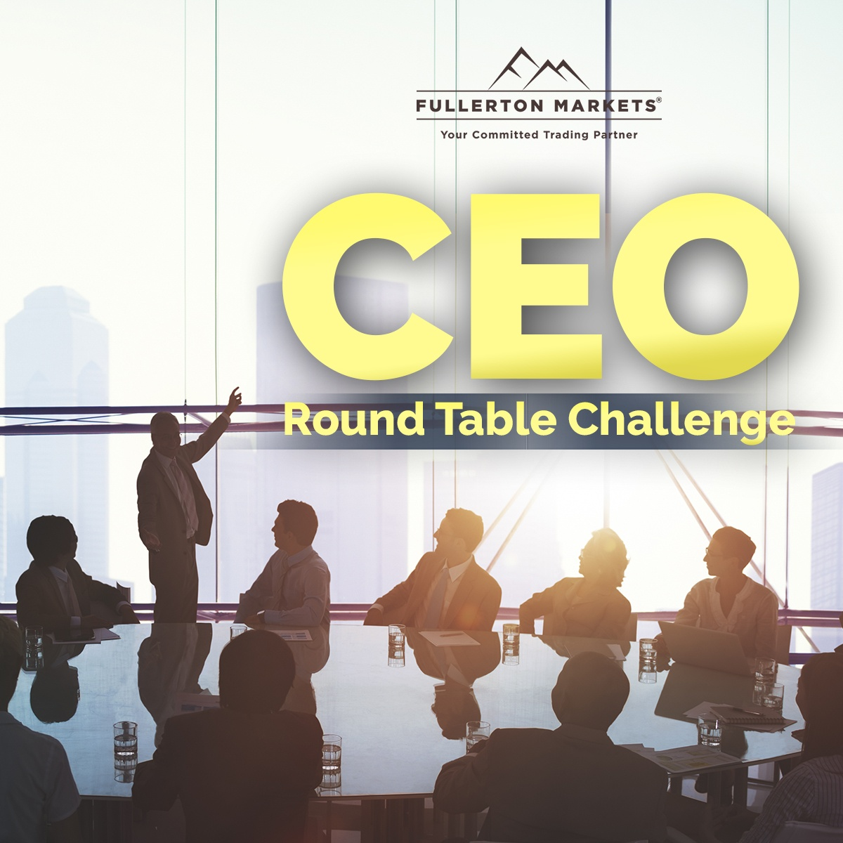 CEO round table challenge