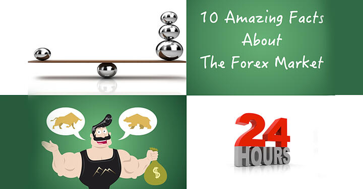 10 Amazing Facts about the Forex Market