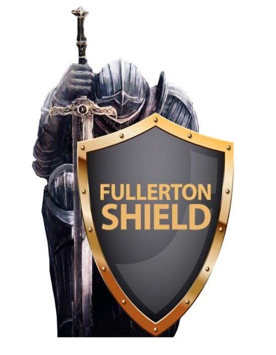 Fullerton Shield Logo