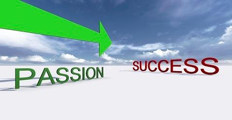 Sức mạnh của sự đam mê