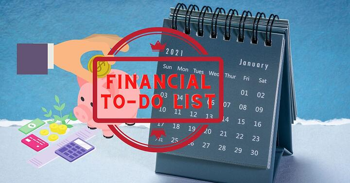 Starting the Year Right: What Your January Financial To-Do List Must Include