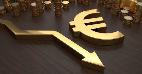 2 Reasons Why Euro Will Continue to Fall
