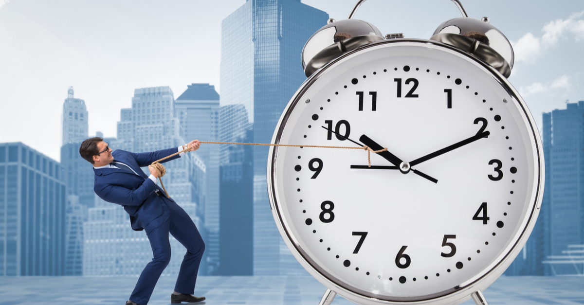 Time-Deprived? Start Managing Your Time More Effectively
