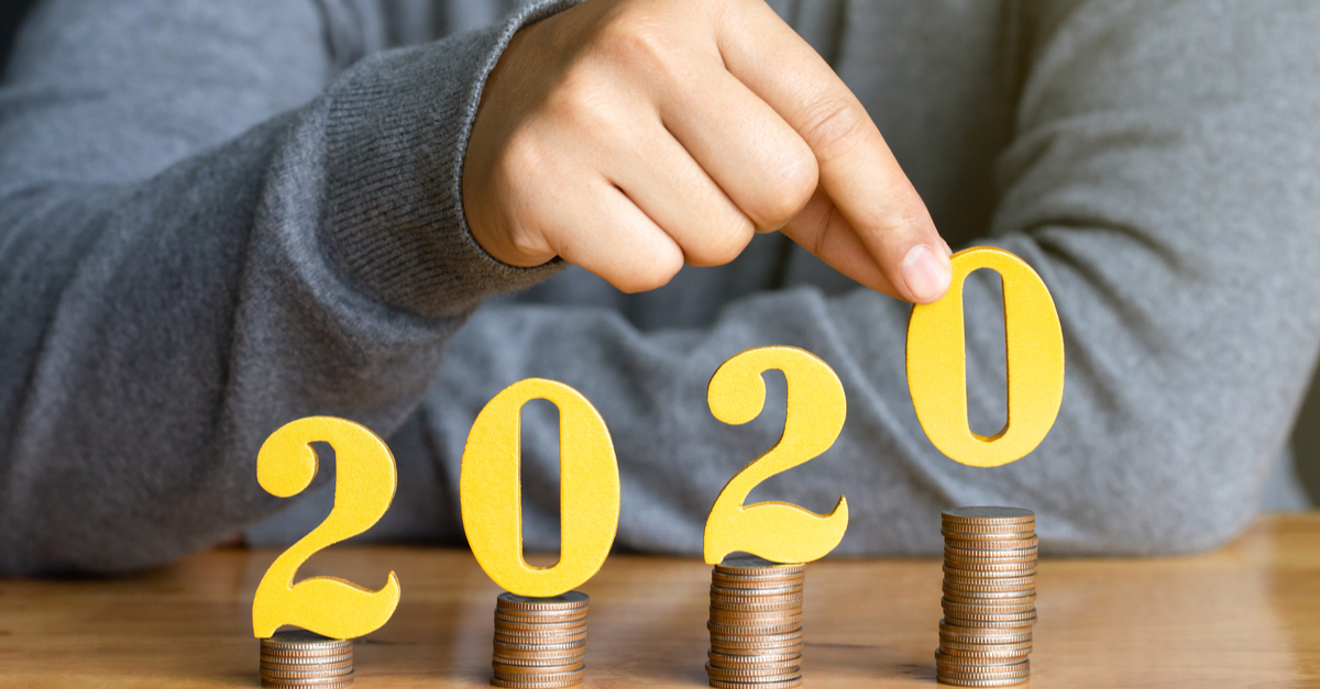 4 Smart Financial Goals to Set in 2020