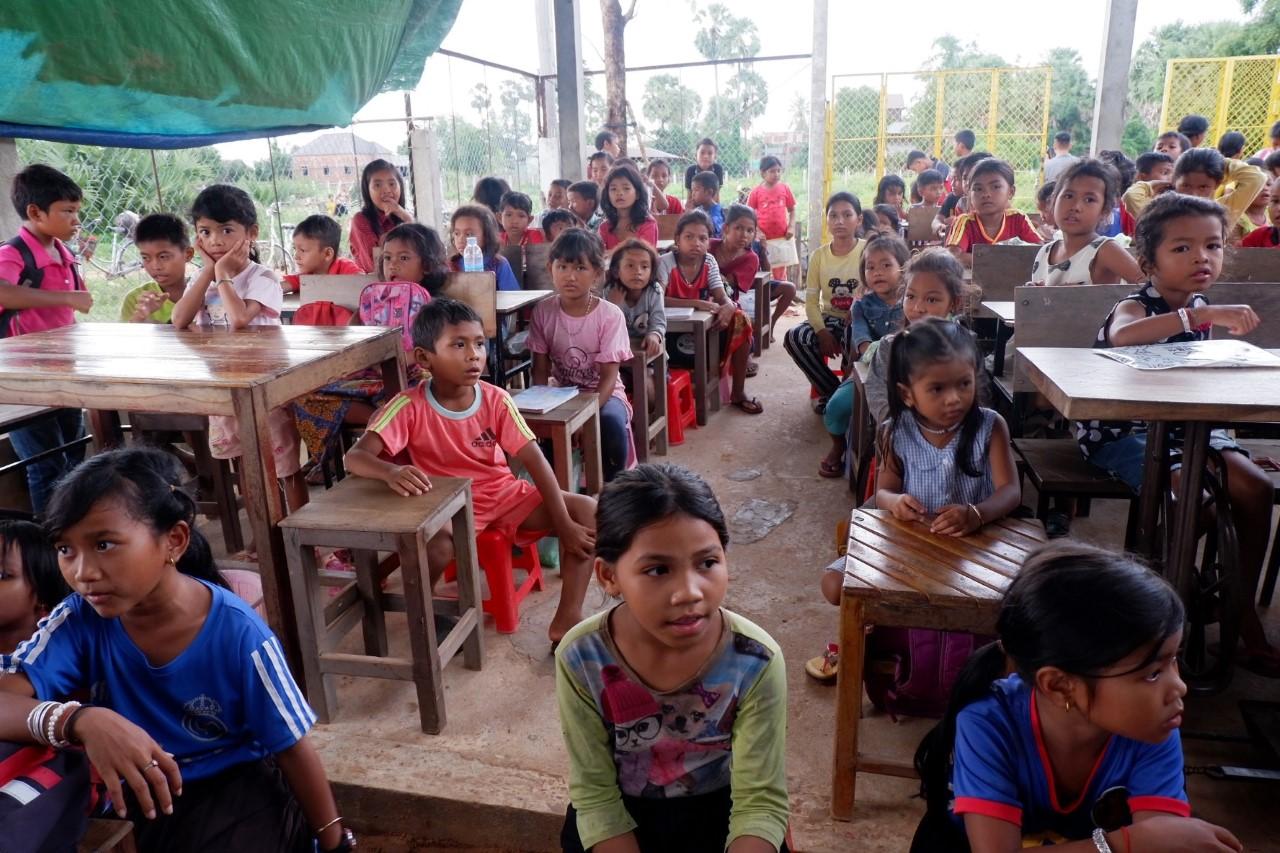Jimmy's Village School