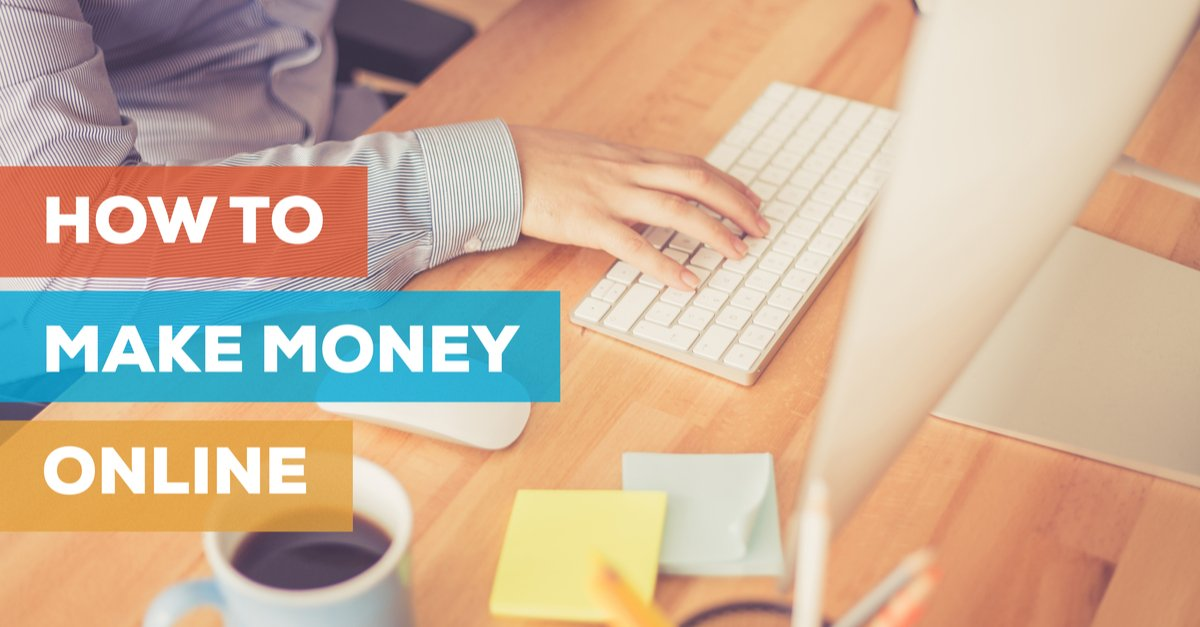 Stuck at Home Because of COVID-19? Learn How You Can Earn Money Online |  Finance Magnates Directory